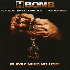 H-Bomb - Playaz Need No Love flac mp3