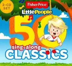 Little People - 50 Sing-Along Classics flac mp3