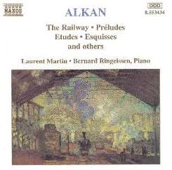 Laurent Martin / Bernard Ringeissen - Alkan: The Railway and Other Piano Works flac mp3