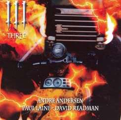Andersen/Laine/Readman Project - Three flac mp3