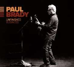 Paul Brady - Unfinished Business flac mp3