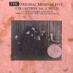 The Original Memphis Five - Collection, Vol. 1: 1922-1923 flac mp3