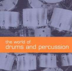 Various Artists - World of Drums & Percussion flac mp3