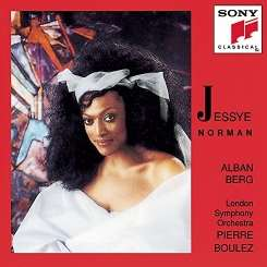 Jessye Norman - Jessye Norman Sings Alban Berg flac mp3