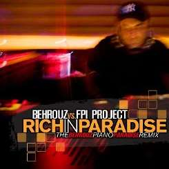 Behrouz / FPI Project - Rich in Paradise [2 Tracks] flac mp3