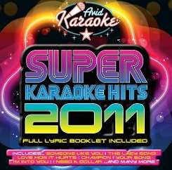 Karaoke - Karaoke: Super Karaoke Hits 2011 flac mp3