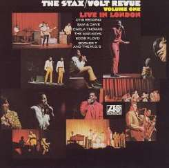 Various Artists - The Stax/Volt Revue, Vol. 1: Live in London flac mp3
