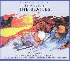 Royal Philharmonic Orchestra - The Music of the Beatles flac mp3