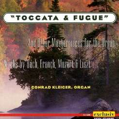 Bach's Toccata & Fugue and Other Masterpieces for the Organ flac mp3