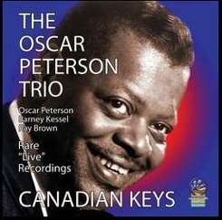 Oscar Peterson - Canadian Keys flac mp3