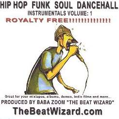 The Beat Wizard - Hip Hop Funk Soul Dancehall Instrumentals, Vol 1 flac mp3