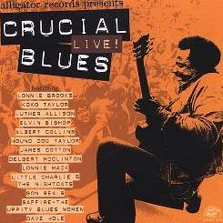 Various Artists - Crucial Live Blues flac mp3