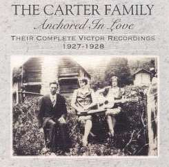The Carter Family - Anchored in Love: Their Complete Victor Recordings (1927-28) flac mp3