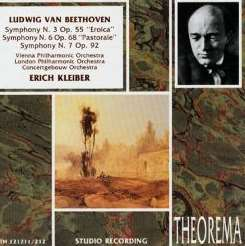 Erich Kleiber - Beethoven: Symphonies Nos. 3, 6, 7 flac mp3