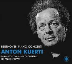 Anton Kuerti / Andrew Davis / Toronto Symphony Orchestra - Beethoven: Piano Concerti flac mp3
