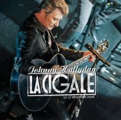 Johnny Hallyday - Cigale/33 Tours flac mp3